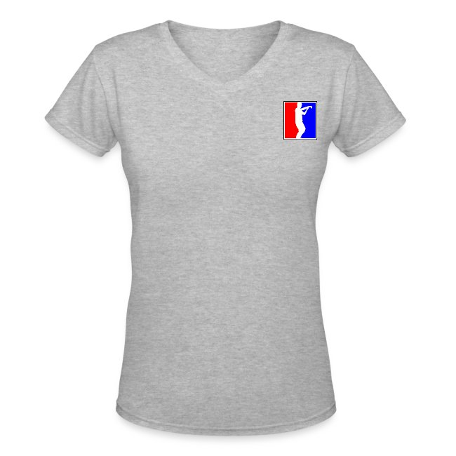 Women's V-neck Tai Chi Shirt