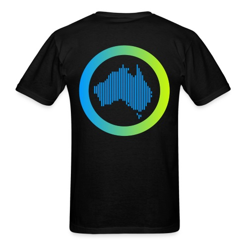 Men's T-Shirt (Gradient) - Men's T-Shirt