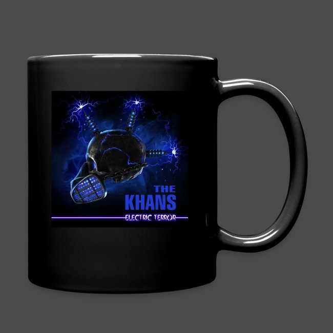 Official Electric Terror Mug (Blue)