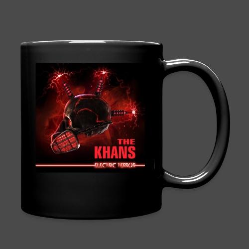 Official Electric Terror Mug (Red) - Full Color Mug