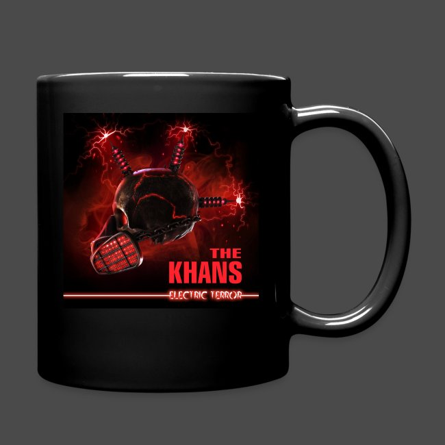Official Electric Terror Mug (Red)