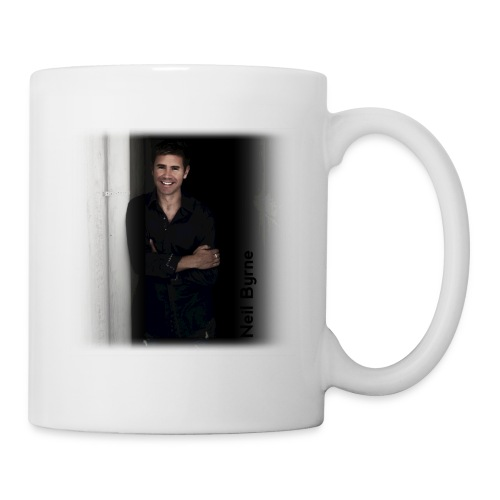 Mug - Neil Byrne Smile - Coffee/Tea Mug