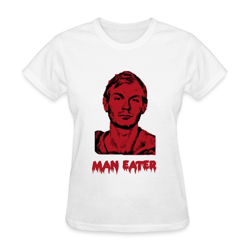 Man Eater Woman's Tee - Women's T-Shirt