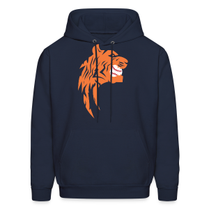 Detroit Tigers Baseball - Men's Hoodie