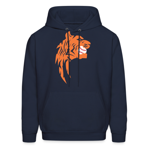 Detroit Tigers Baseball - Men's Hoodie