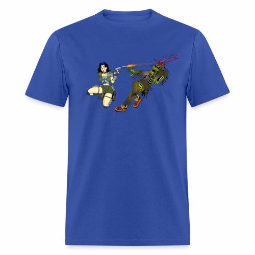 Boom!  Headshot - Men's T-Shirt