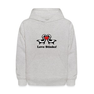 Love Stinks Skunks - Kids' Hoodie