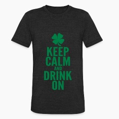 Keep Calm and Drink On T-Shirts