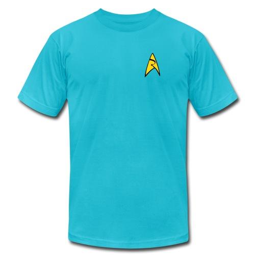Mission Log Captain Shirt - Men's Jersey T-Shirt