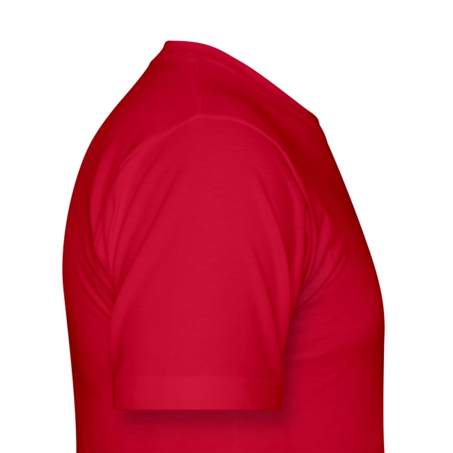 Mission Log Red Shirt