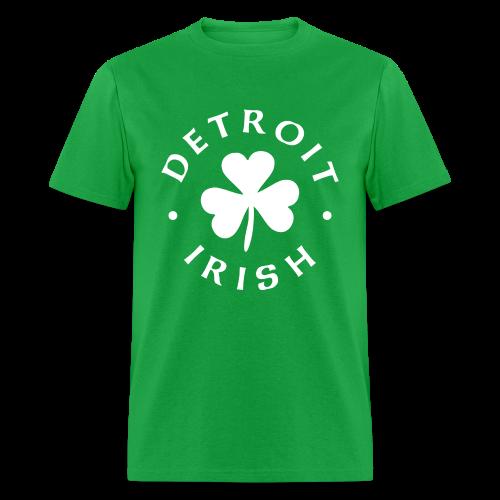 Detroit Irish - Men's T-Shirt