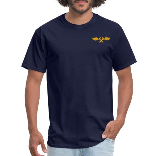 VA-144 Roadrunners with Airframe Wings - Men's T-Shirt