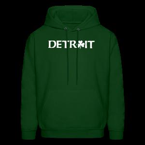 Detroit Shamrock - Men's Hoodie