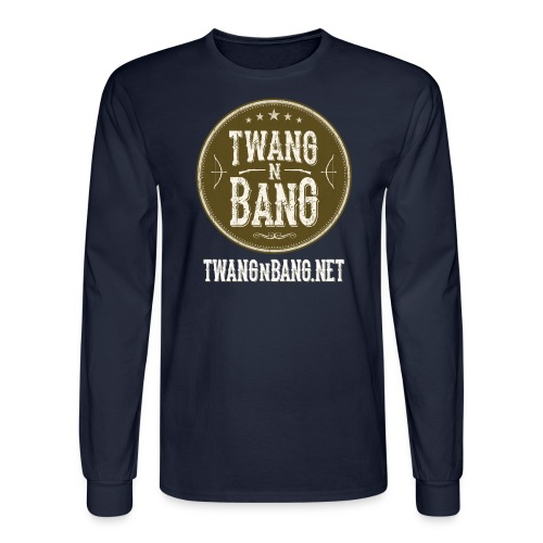 Long Sleeve Medallion - Men's Long Sleeve T-Shirt