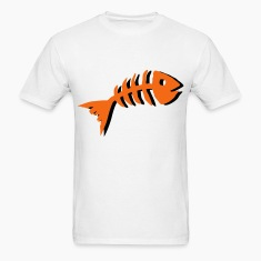Fish Bone T-Shirts