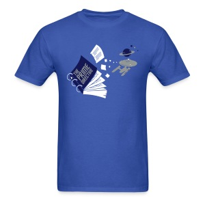 Screw the Prime Directive! - Men's T-Shirt