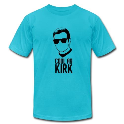 Cool As Kirk - Men's Jersey T-Shirt