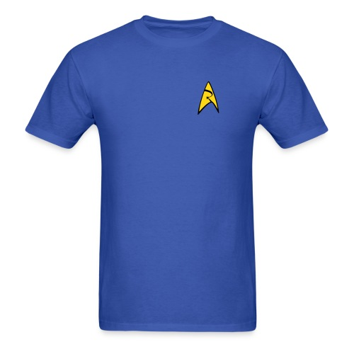 Mission Log Science Shirt - Men's T-Shirt