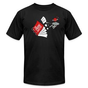 Screw the Prime Directive! - Men's Fine Jersey T-Shirt
