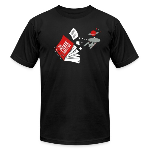 Screw the Prime Directive! - Men's  Jersey T-Shirt