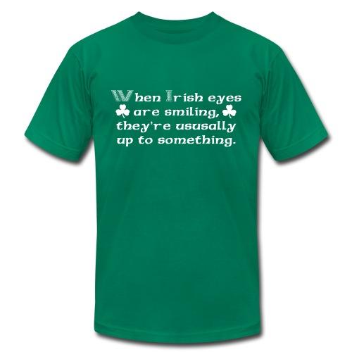 Irish Eyes - Men's Fine Jersey T-Shirt