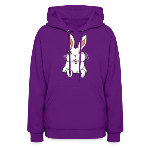 Women's Easter Hoodie Sweatshirt Easter Shirt Cute Bunny Shirts - Women's Hoodie
