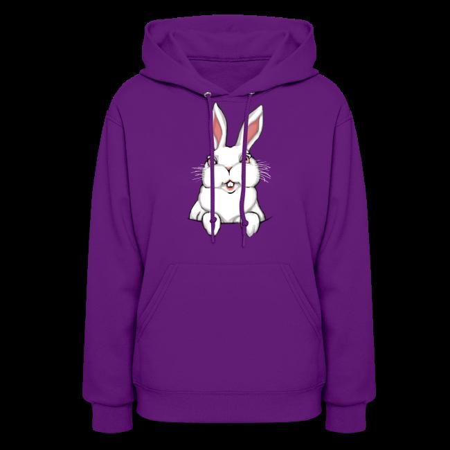 Women's Easter Hoodie Sweatshirt Easter Shirt Cute Bunny Shirts