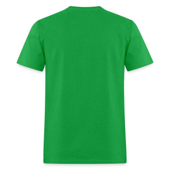 """Men's Green """"Not Just A DJ"""" T-Shirt"""