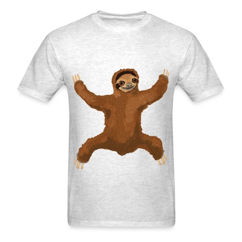 Sloth Ruler - Men's T-Shirt