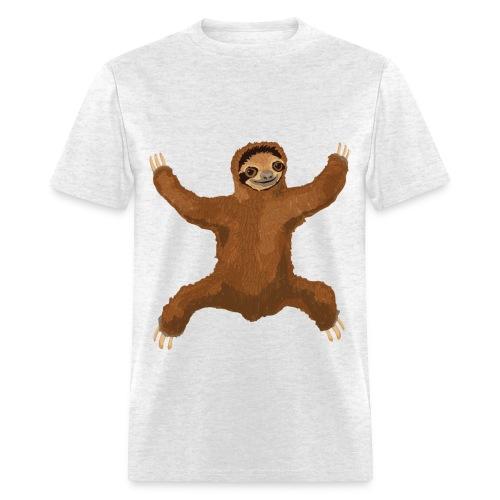 Sloth Ruler - Men's T-Shirt