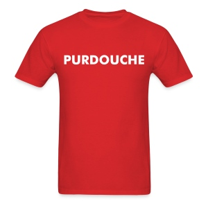 Purdouche - Men's T-Shirt