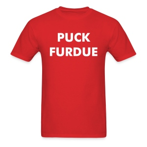 Puck Furdue - Men's T-Shirt