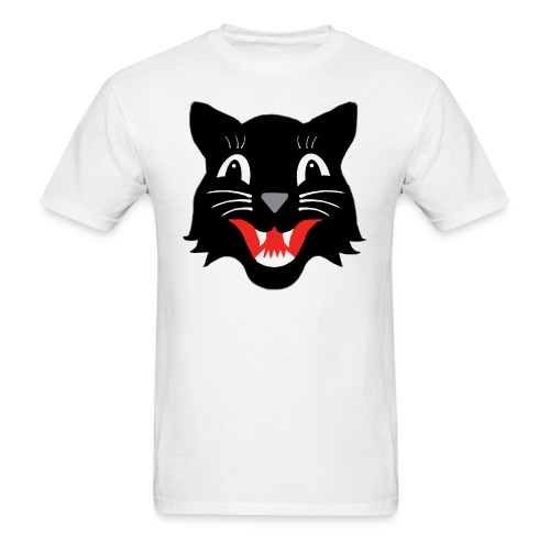 Jolly Cat Mens - Men's T-Shirt