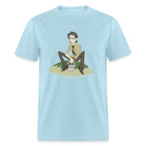 Pool Island Shirt - Men's T-Shirt