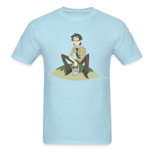 Pool Island Shirt - Men's T-Shirt
