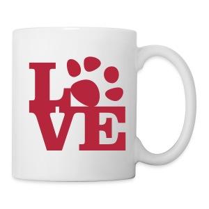 Dark Red - Coffee/Tea Mug