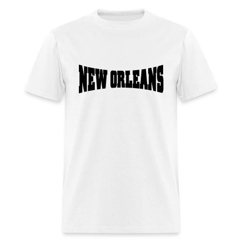 new orleans - Men's T-Shirt