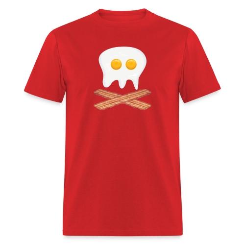 Men's Eggs and Bacon - Men's Standard Weight T-Shirt - Men's T-Shirt