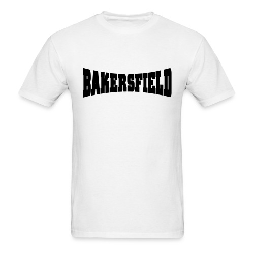 bakersfield - Men's T-Shirt