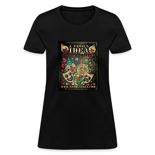 A Fool's Idea season 01 (Ladies Tshirt) - Women's T-Shirt