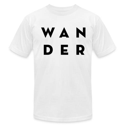 Wander Tee - Men's Fine Jersey T-Shirt