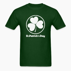 St. Patirck's Day Clover T-Shirts