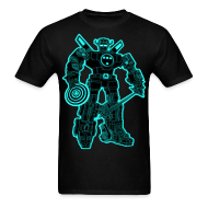 T-Shirts ~ Men's T-Shirt ~ Vol-Tron