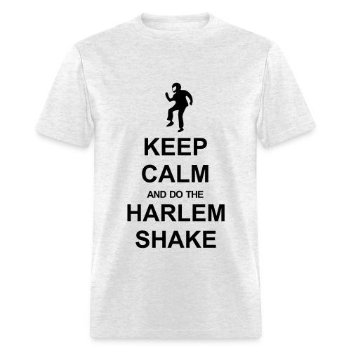 Keep Calm and Harlem Shake - Men's T-Shirt