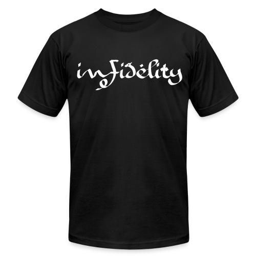 Infidelity Mens Tee - Men's Fine Jersey T-Shirt
