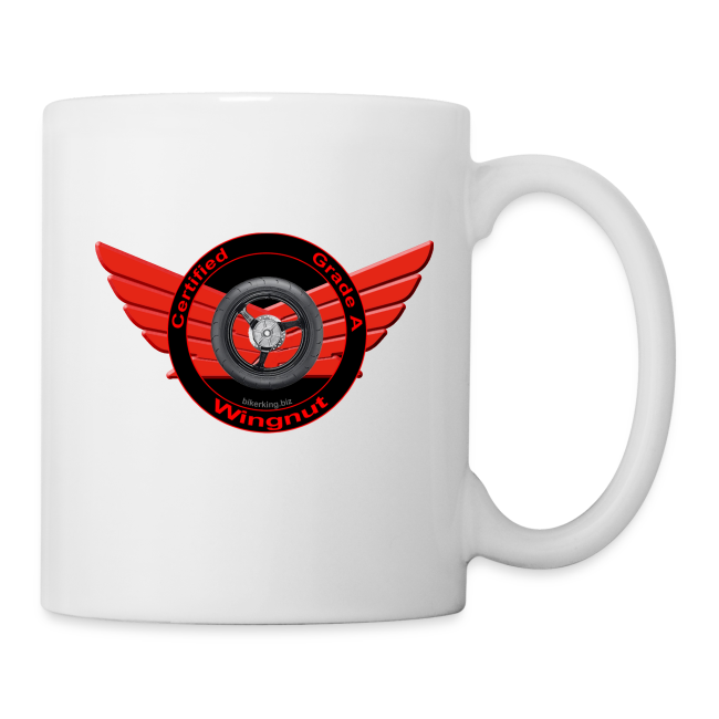 Wingnut Mug Two Sides