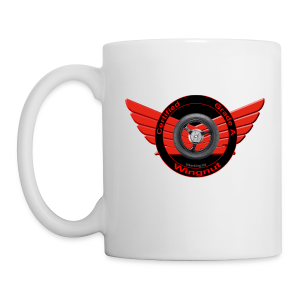 Wingnut Mug Two Sides - Coffee/Tea Mug