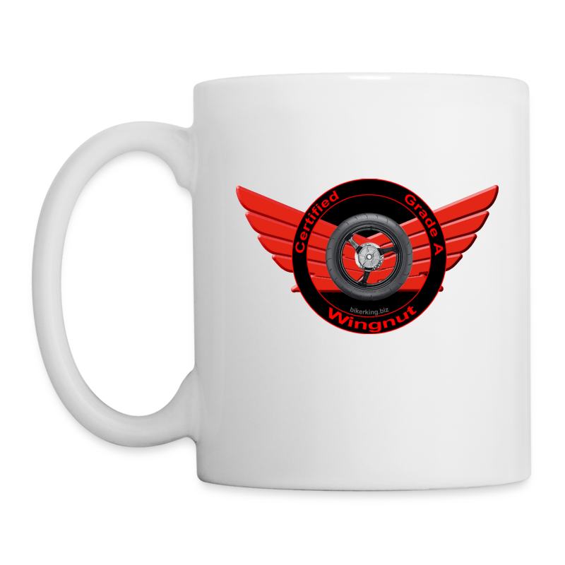 Wingnut Mug Two Sides - Coffee/Tea Mug