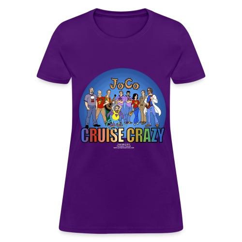 JoCo Cruise Crazy Superfriends (Women's) - Women's T-Shirt