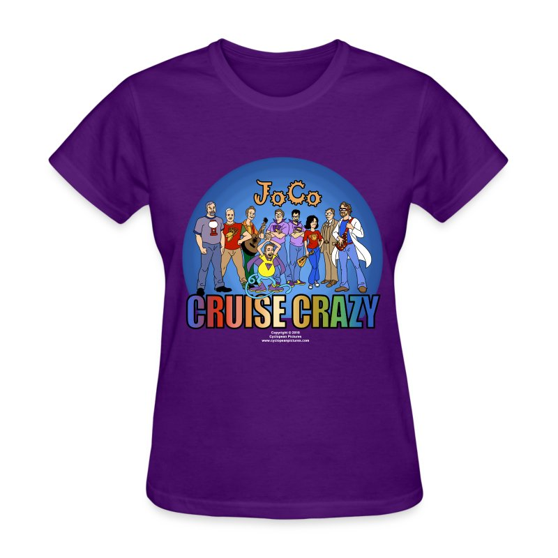 JoCo Cruise Crazy Superfriends (Women's) - Women's T-Shirt